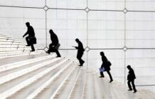 Tangga Karir : Butuh Kesabaran Untuk Menggapai Lantai Tertinggi