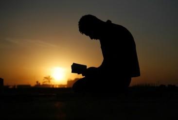 Usaha adalah awal, Doa adalah kelanjutannya